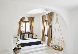 麥西利亞的3臥室公寓 - 110平方公尺/2間專用衛浴Le Blanc Suite Santorini