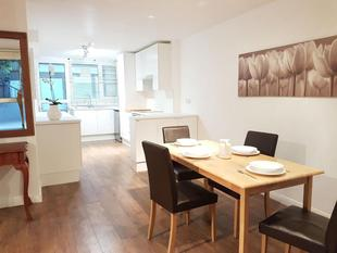 Family apartment with Garden in Chelsea