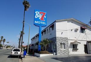 大 7 汽車旅館