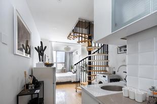 秦淮區的2臥室獨棟住宅 - 68平方公尺/1間專用衛浴 Xinjiekou Simple European Design