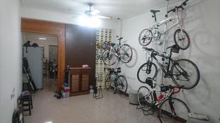 B-B&B(Bicycle-Bed and Breakfast)