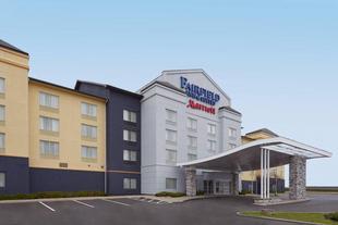 多倫多布蘭普頓萬豪萬楓飯店Fairfield Inn & Suites by Marriott Toronto Brampton