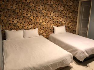 西屯區的1臥室公寓 - 21平方公尺/1間專用衛浴Taichung Fengjia There