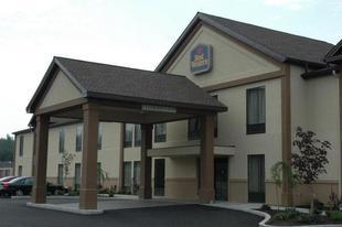最佳西方PLUS大學旅館Best Western PLUS University Inn