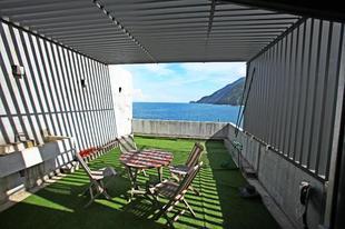 蘇澳鎮的1臥室獨棟住宅 - 225平方公尺/2間專用衛浴W Beach House-Just Steps to the Beach 1-2people