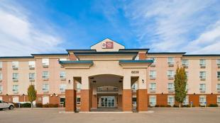 最佳西方Plus紅鹿套房旅館Best Western Plus Red Deer Inn and Suite