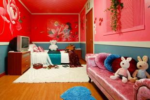 [location not yet specified]的1臥室 - 40平方公尺/1間專用衛浴 Anmyeondo Good Morning Pension Chrysanthemum Room