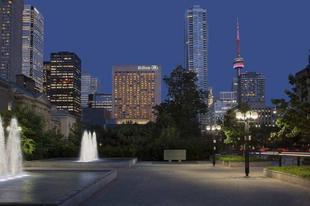 多倫多希爾頓飯店Hilton Toronto Hotel