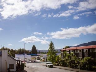 福克斯冰河珀德青年旅館Fox Glacier Pod Hostel & Inn